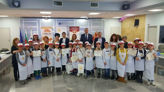 Bella Bulgaria on Foodtech 2019